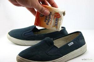 جوش شیرین برای بوی پا
